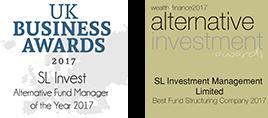 BlackOak Award Achievements
